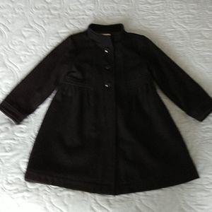 Crazy 8 toddler wool coat